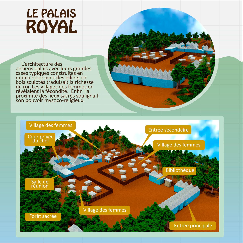 Infographie Palais royal